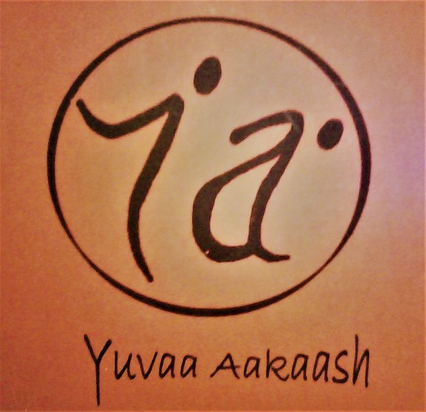 yuvaa aakaash logo